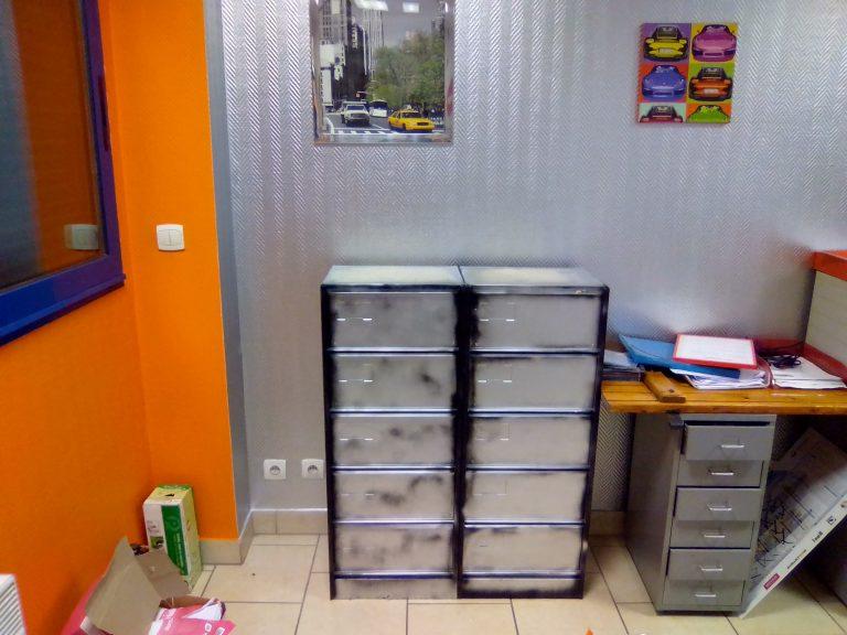 bureau AMS 3